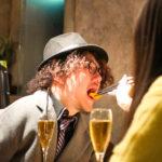 シャンパンもあります