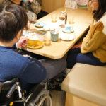 車椅子でもらくらく