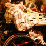 車椅子でも楽々♪