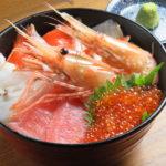 およばれ海鮮丼 2.000.円