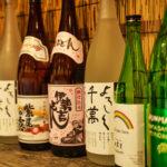日本酒の地酒がたくさん!