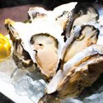 ぷりっぷりの蒸し牡蠣は1個290円(税抜)。旨味たっぷり濃厚な味わいです。