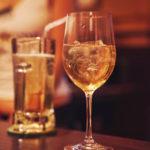ソフトドリンクの他お酒の種類も豊富!